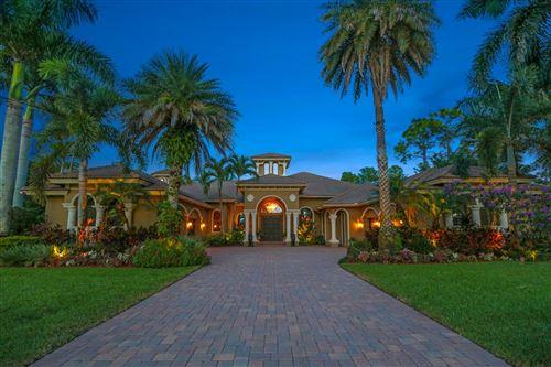 Photo of 7730 Woodsmuir Drive, Palm Beach Gardens, FL 33412 (MLS # RX-10459513)