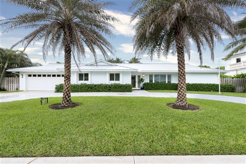 Photo of 48 Ocean Drive Drive, Jupiter Inlet Colony, FL 33469 (MLS # RX-10664513)