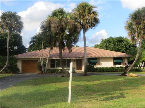 Photo of 4375 Frances Drive, Delray Beach, FL 33445 (MLS # RX-10706513)