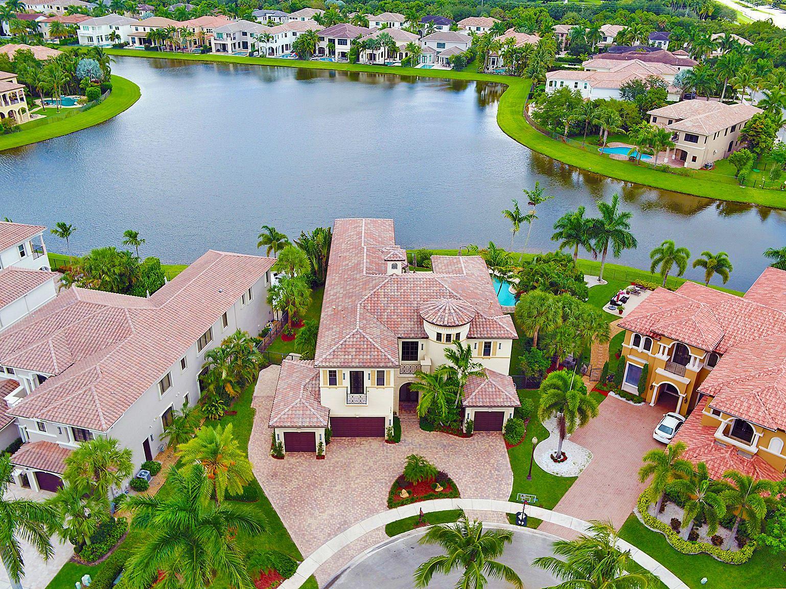 Photo of 17934 Monte Vista Drive, Boca Raton, FL 33496 (MLS # RX-10587513)