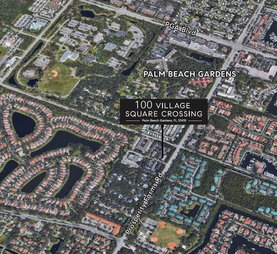 Photo of 100 Village Square Crossing #100, Palm Beach Gardens, FL 33410 (MLS # RX-10687513)