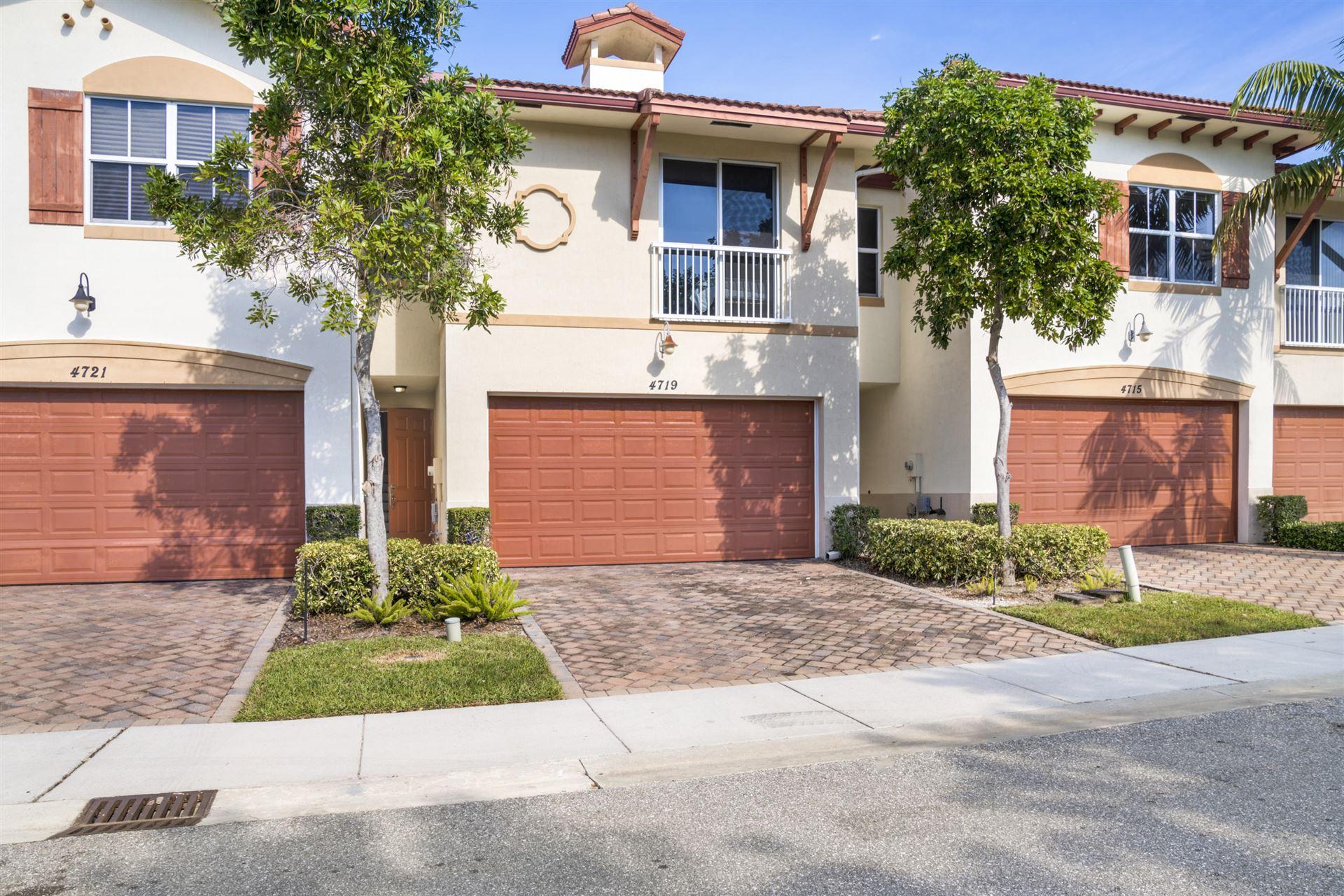 4719 N Prive Circle N, Delray Beach, FL 33445 - #: RX-10704513