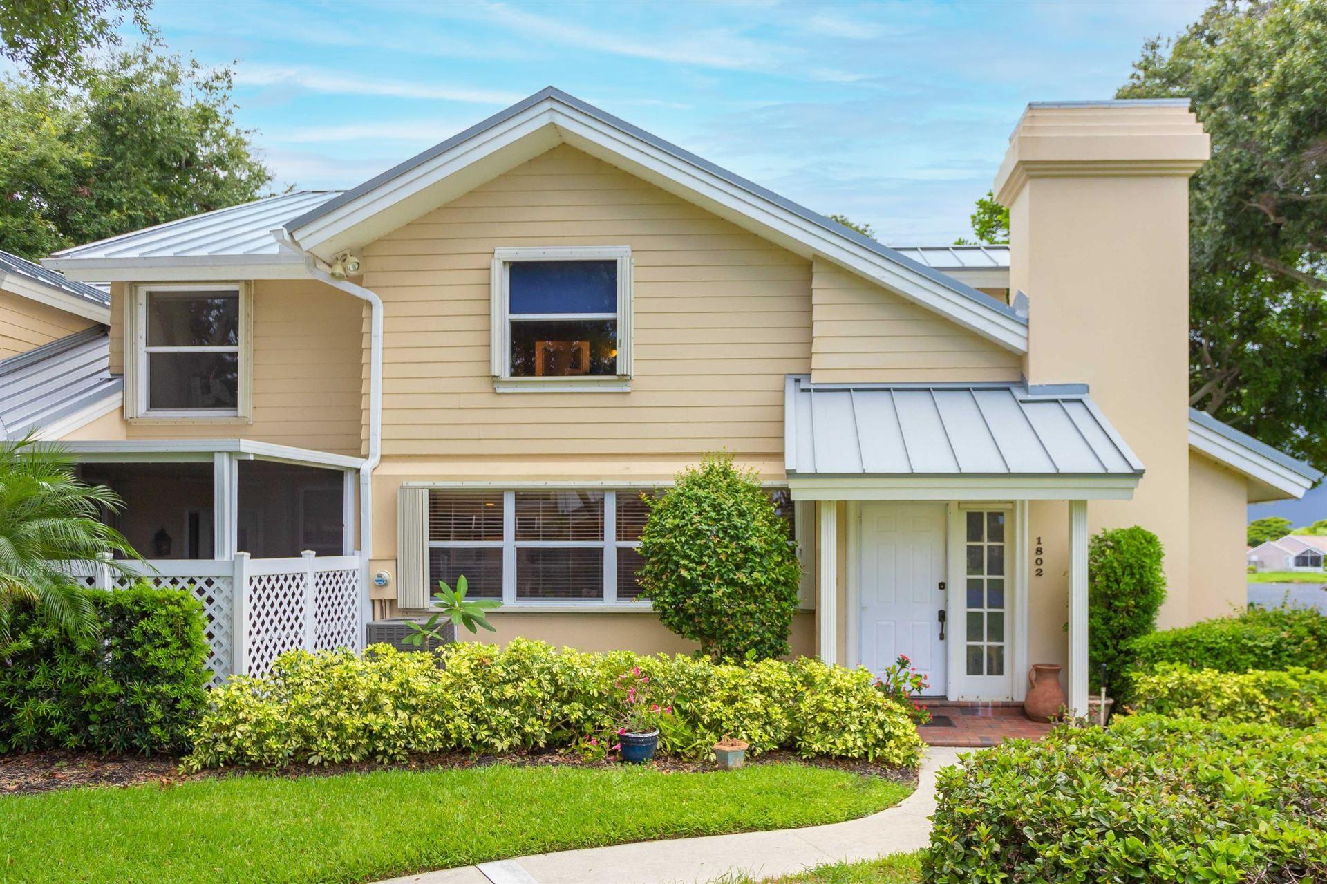 1802 Chadwick Court, Boynton Beach, FL 33436 - MLS#: RX-10731513