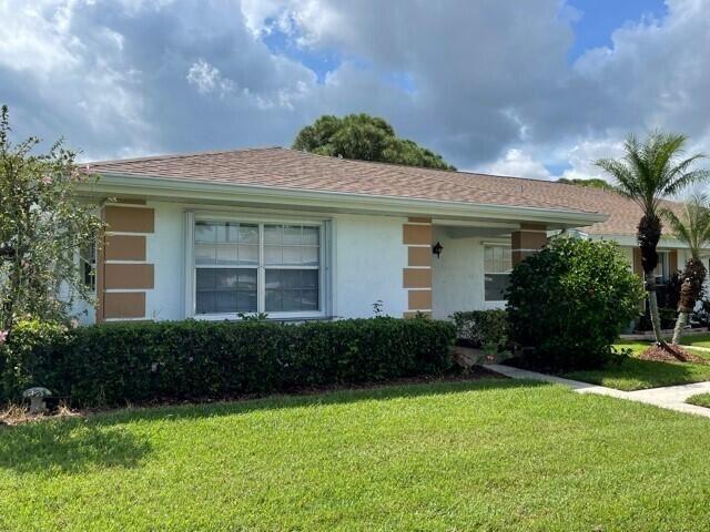 1013 Pheasant Run Drive #A, Fort Pierce, FL 34950 - #: RX-10746513