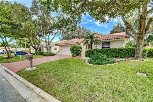 Photo of 8520 Leeway Lane, Boynton Beach, FL 33436 (MLS # RX-10674514)