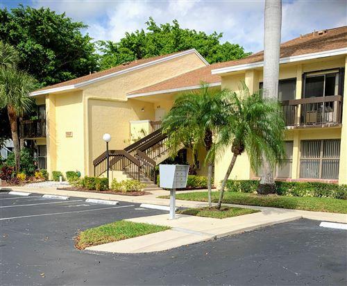 Photo of 5187 Oak Hill Lane #612, Delray Beach, FL 33484 (MLS # RX-10693514)