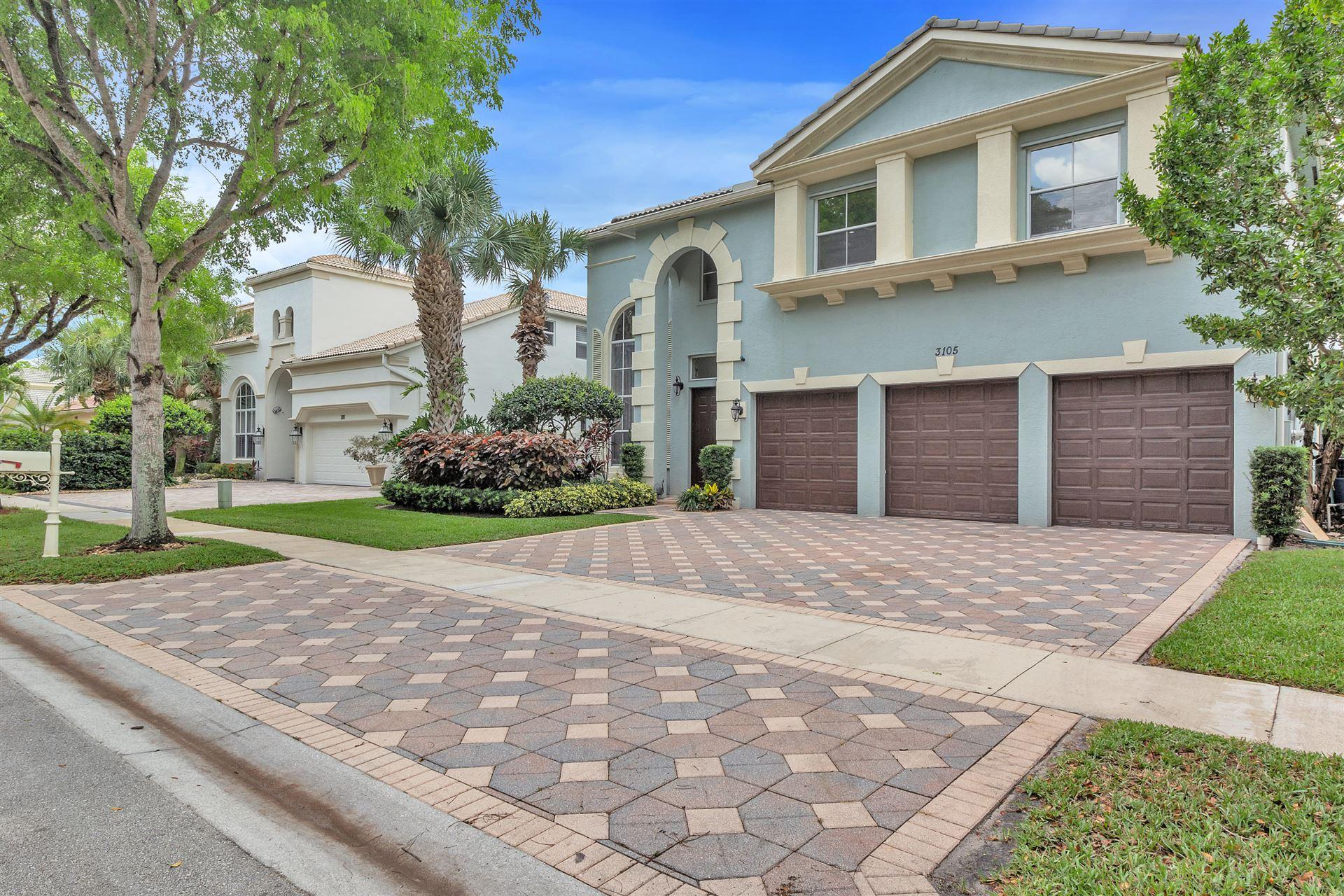 3105 Hartridge Terrace, Wellington, FL 33414 - #: RX-10619514