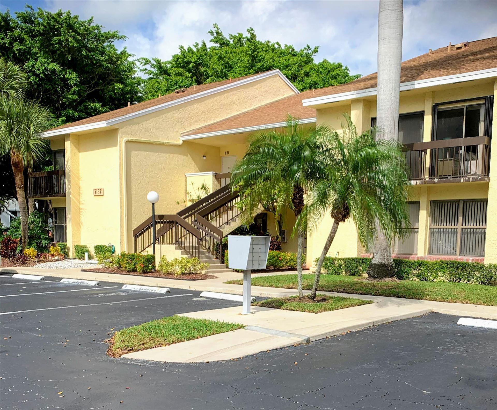 5187 Oak Hill Lane #612, Delray Beach, FL 33484 - #: RX-10693514