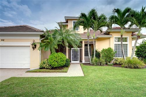 Photo of 232 NW Pleasant Grove Way, Port Saint Lucie, FL 34986 (MLS # RX-10656515)