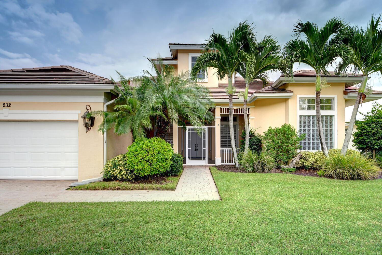 232 NW Pleasant Grove Way, Port Saint Lucie, FL 34986 - #: RX-10656515