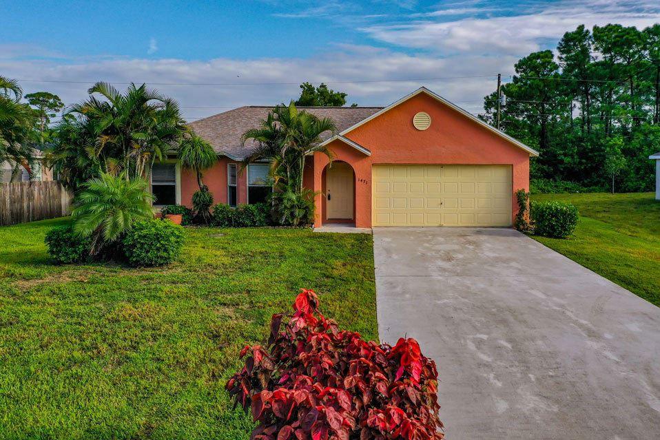 1471 SW Hackensack Avenue, Port Saint Lucie, FL 34953 - #: RX-10658515