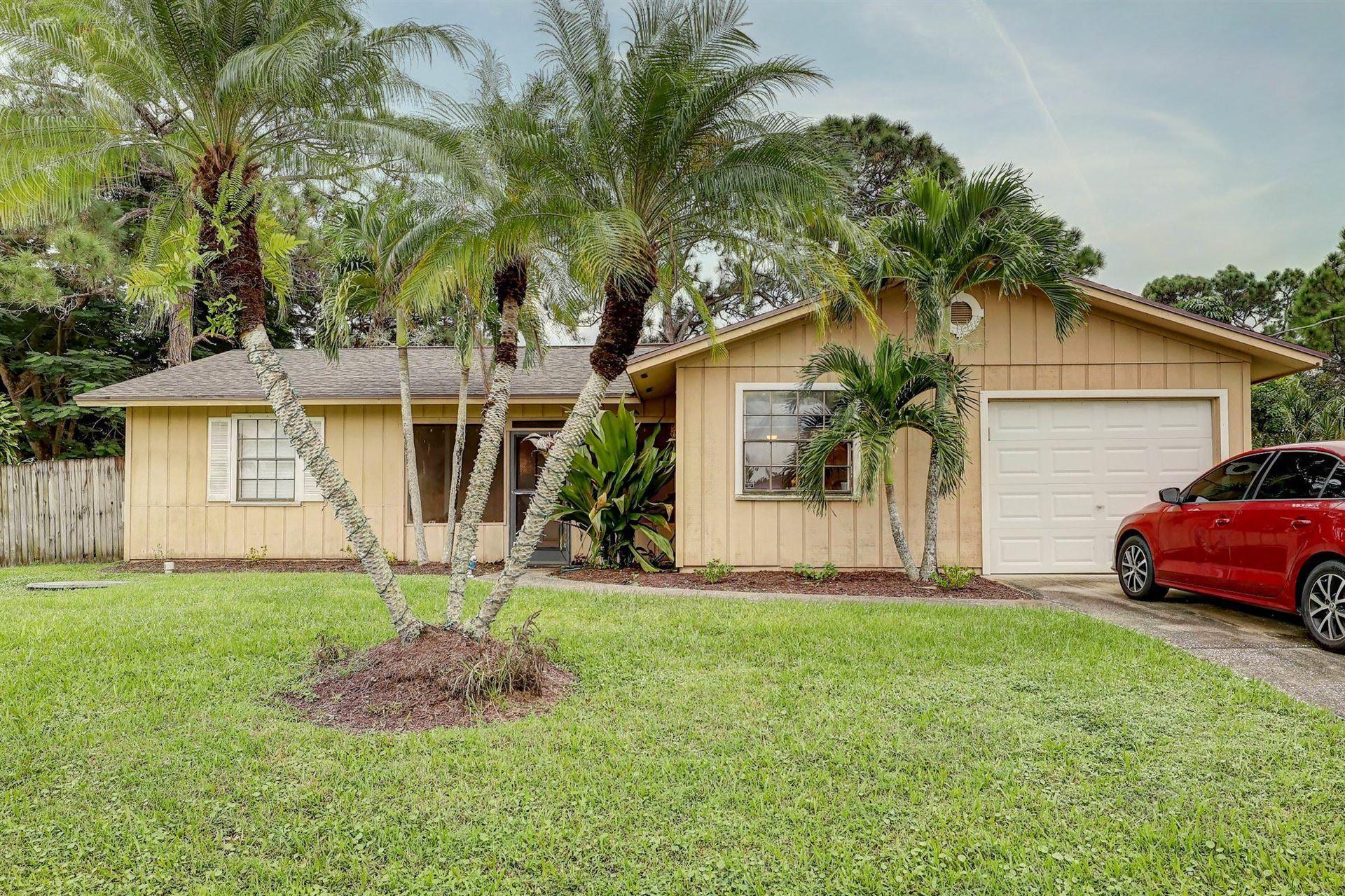 114 SW Christmas Terrace, Port Saint Lucie, FL 34984 - #: RX-10665515