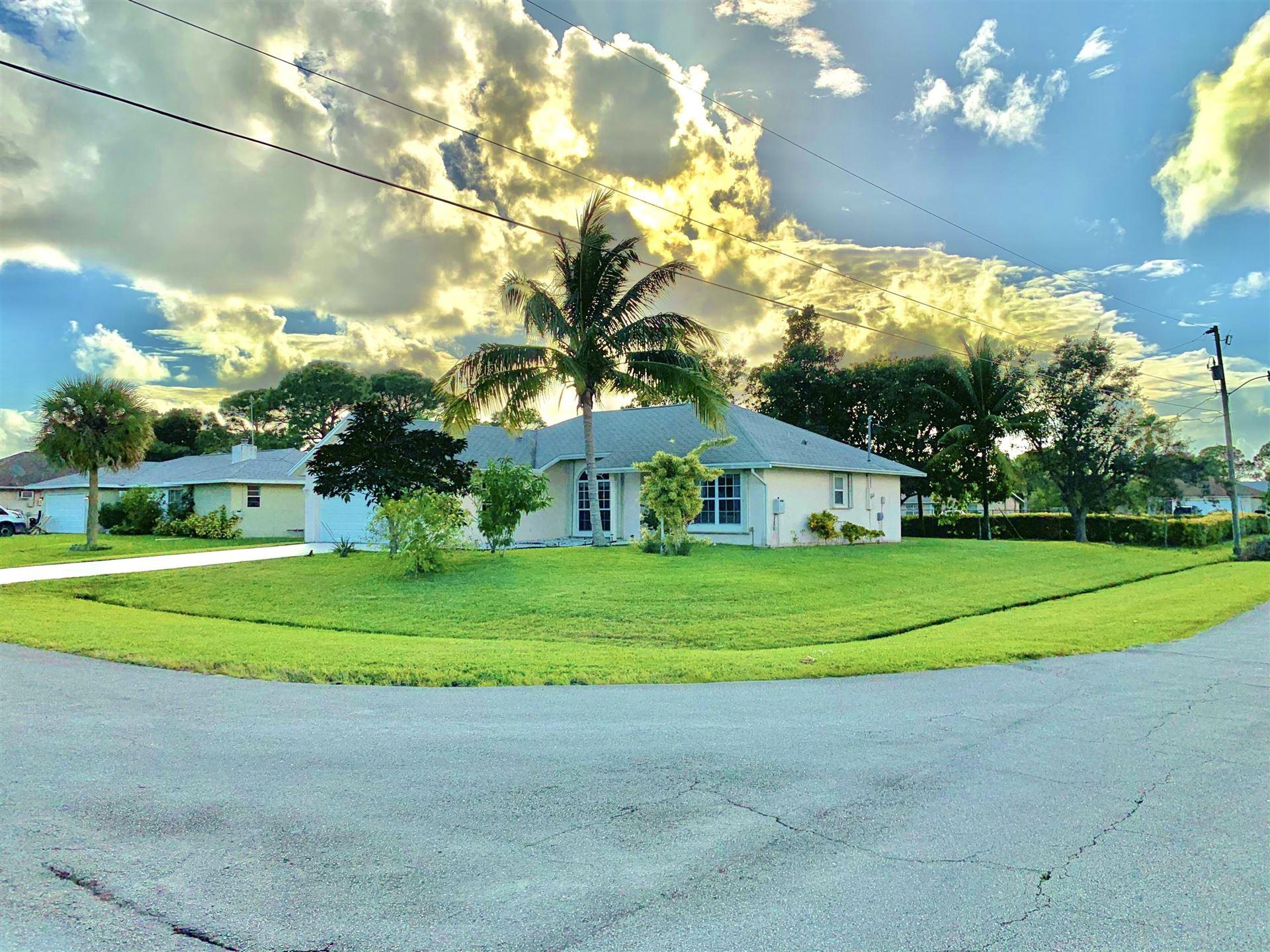 1102 SW Irving Street, Port Saint Lucie, FL 34983 - #: RX-10673515