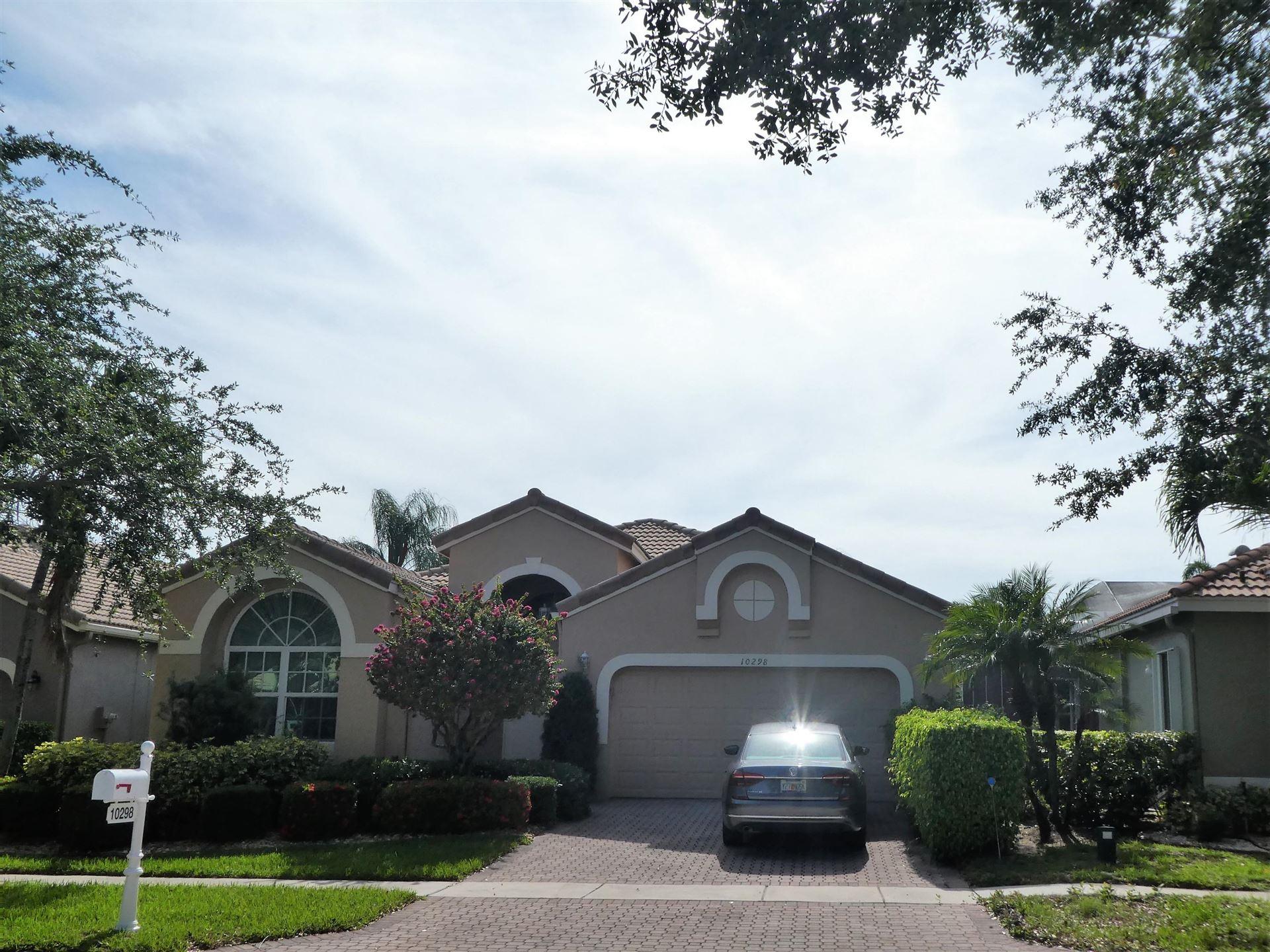 10298 Copper Lake Drive, Boynton Beach, FL 33437 - #: RX-10721515