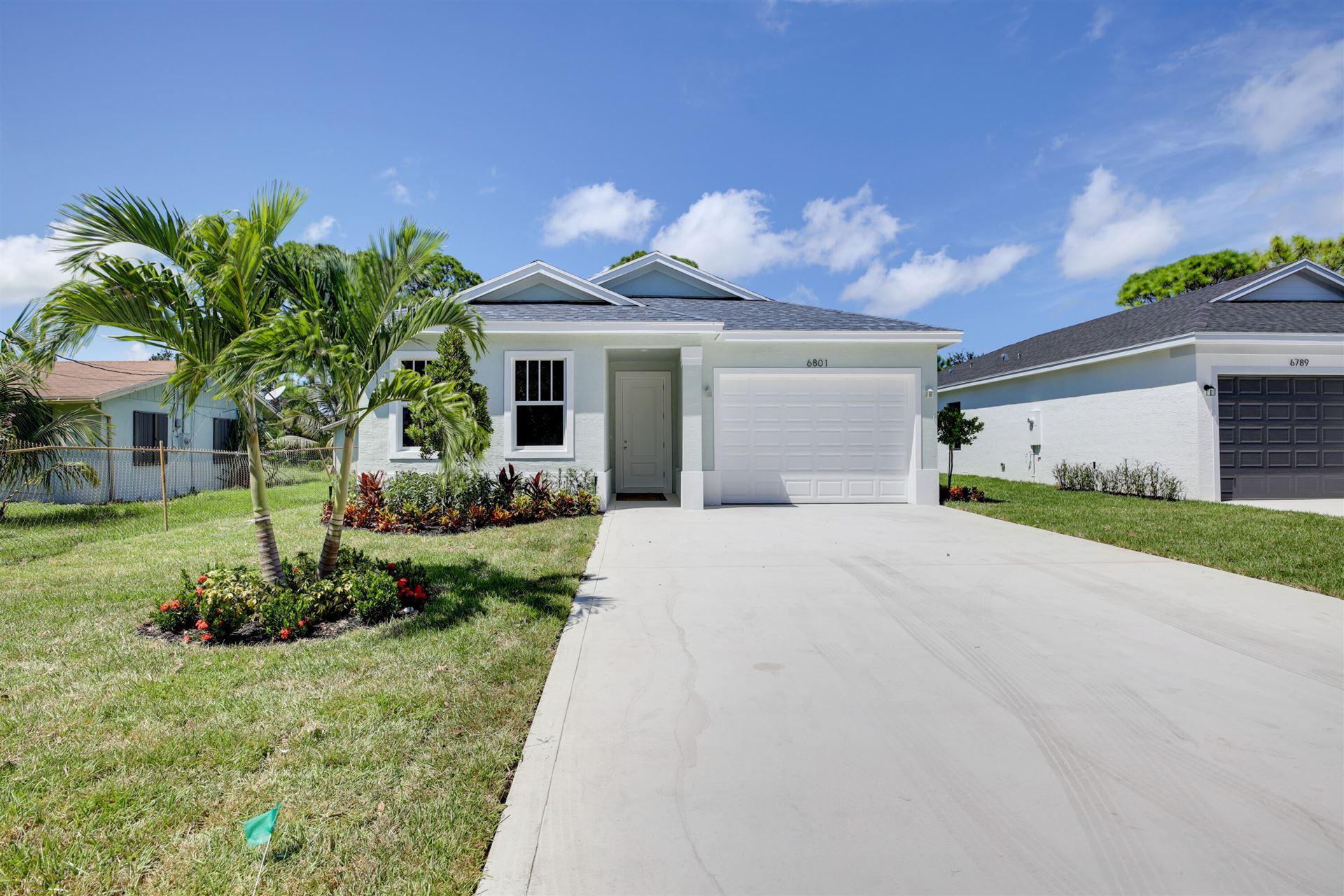 6801 Australian Street, Limestone Creek, FL 33458 - MLS#: RX-10740515