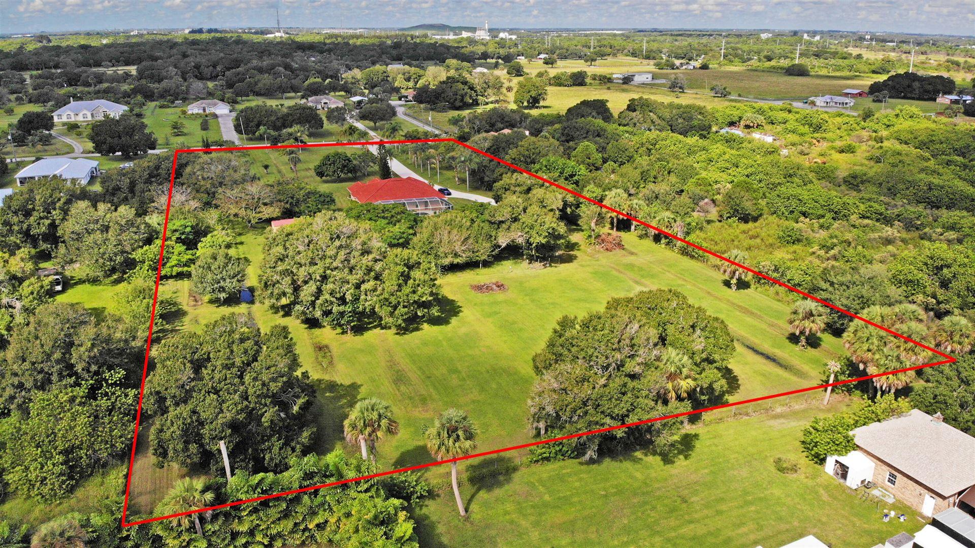 Photo of 4800 Christensen Road, Fort Pierce, FL 34981 (MLS # RX-10752515)