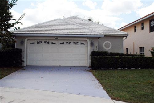 Photo of 2668 Country Golf Drive, Wellington, FL 33414 (MLS # RX-10685516)