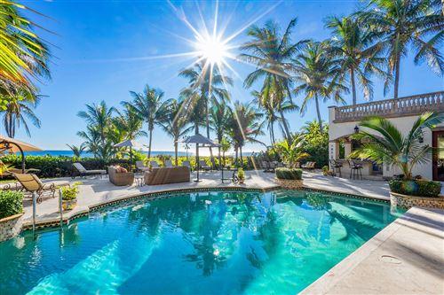 Photo of 719 N Ocean Boulevard, Delray Beach, FL 33483 (MLS # RX-10739516)
