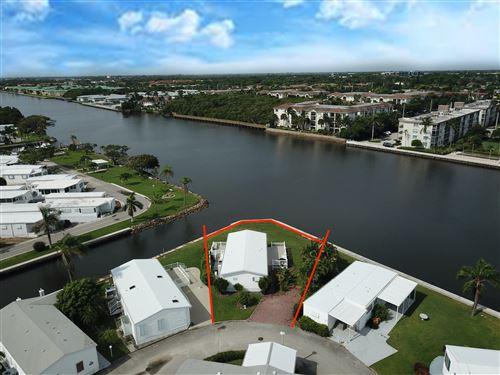 Photo of 214 S Heron Drive #O, Briny Breezes, FL 33435 (MLS # RX-10741516)