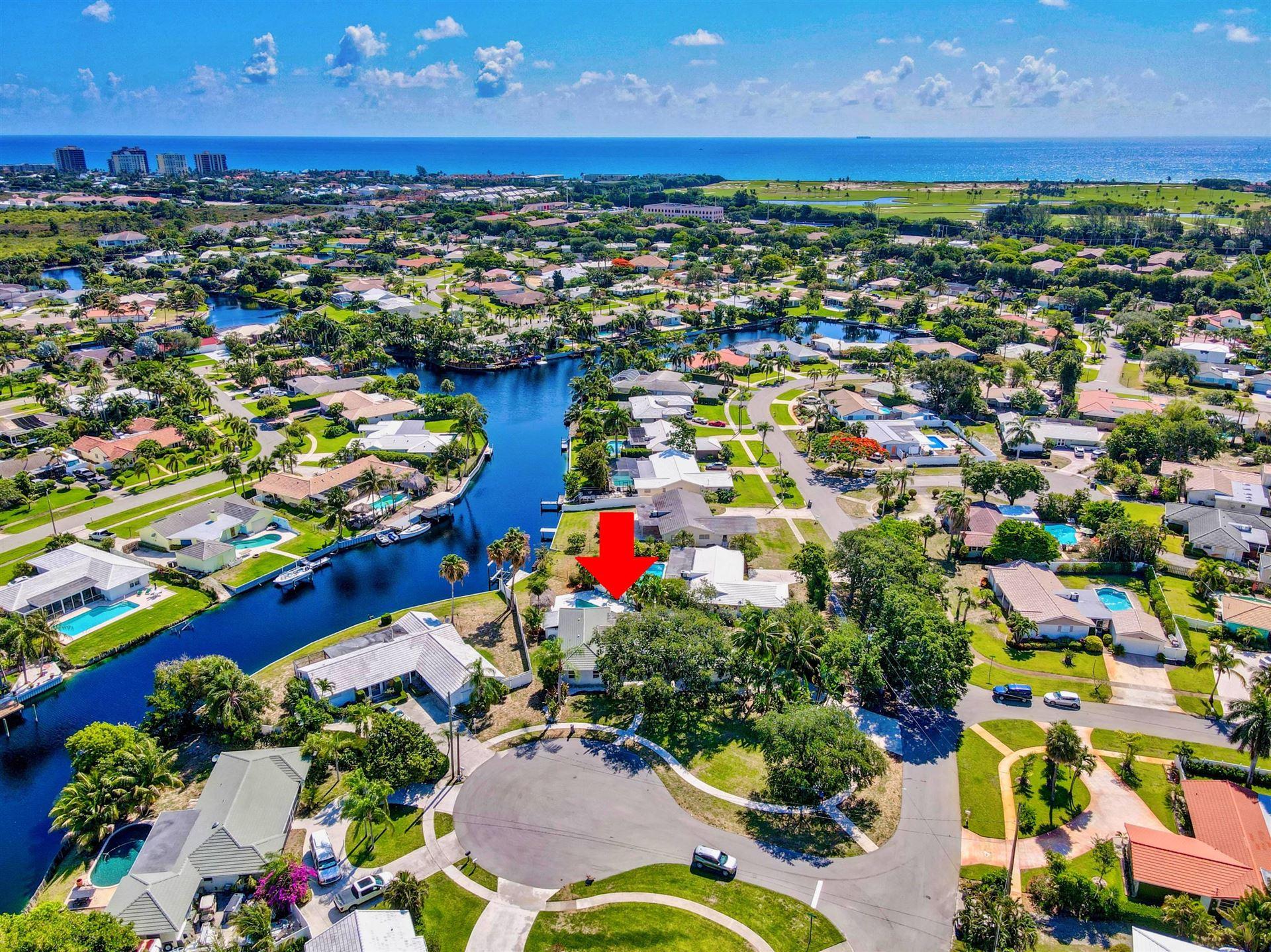 1831 Ardley Circle, North Palm Beach, FL 33408 - #: RX-10723516