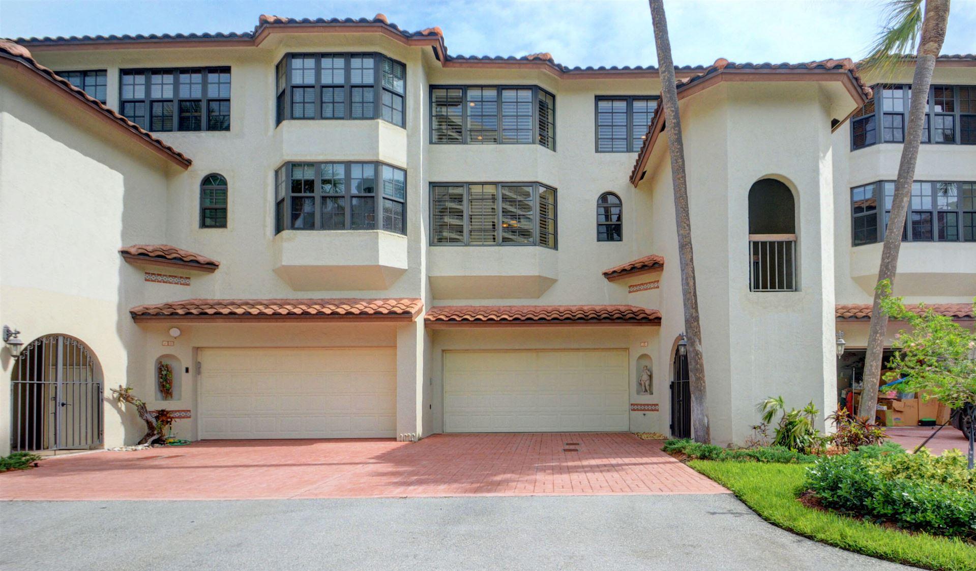 4401 N Ocean Boulevard #16, Boca Raton, FL 33431 - #: RX-10729516