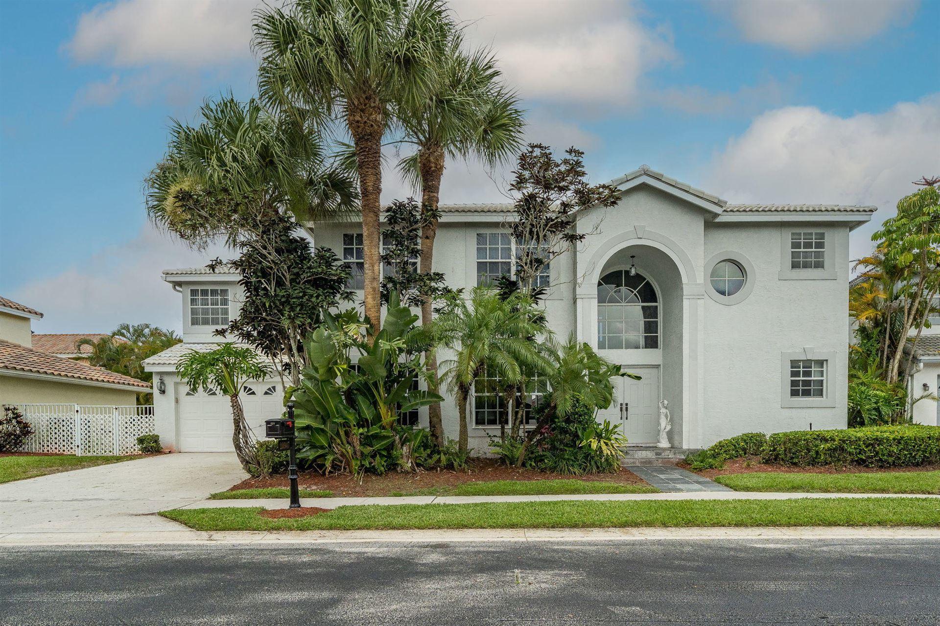 20947 Spinnaker Way, Boca Raton, FL 33428 - MLS#: RX-10730516