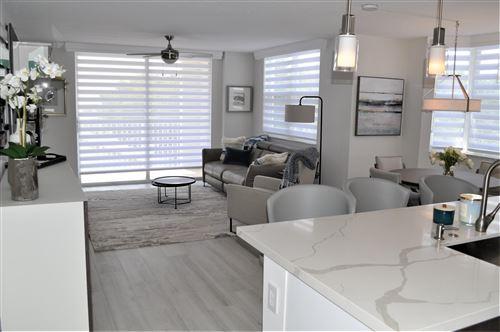 Photo of 3594 S Ocean Boulevard #302, Highland Beach, FL 33487 (MLS # RX-10744517)