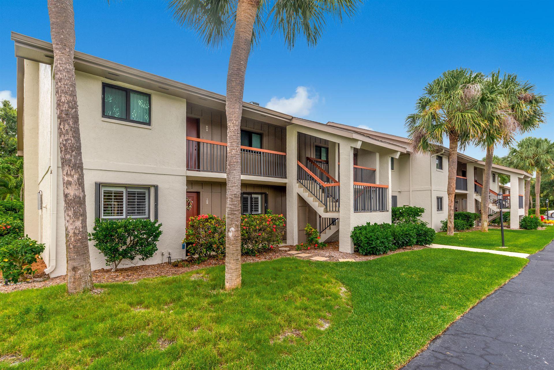 1600 NE Dixie Highway #13-108, Jensen Beach, FL 34957 - #: RX-10632517