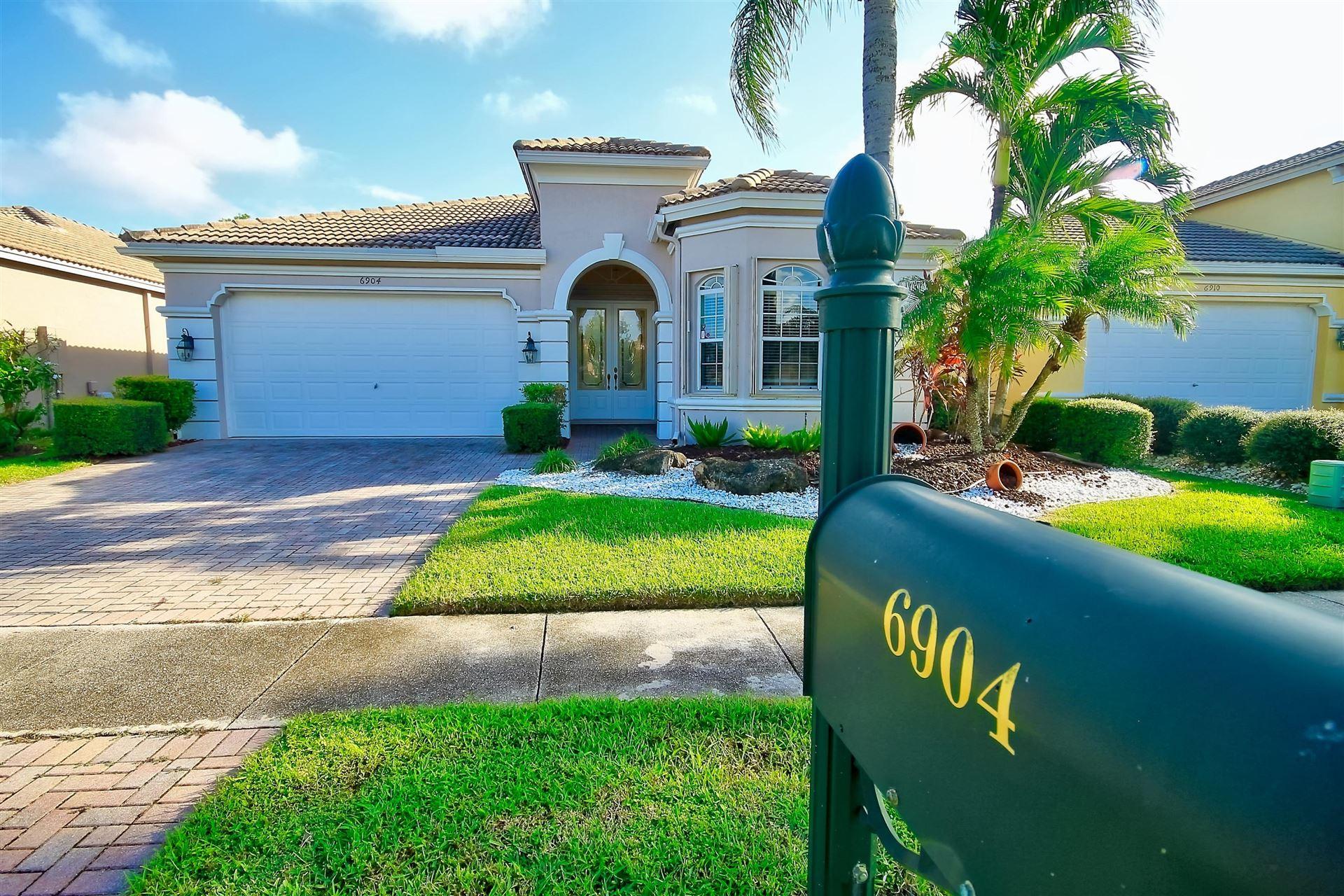 6904 Southport Drive, Boynton Beach, FL 33472 - #: RX-10668517