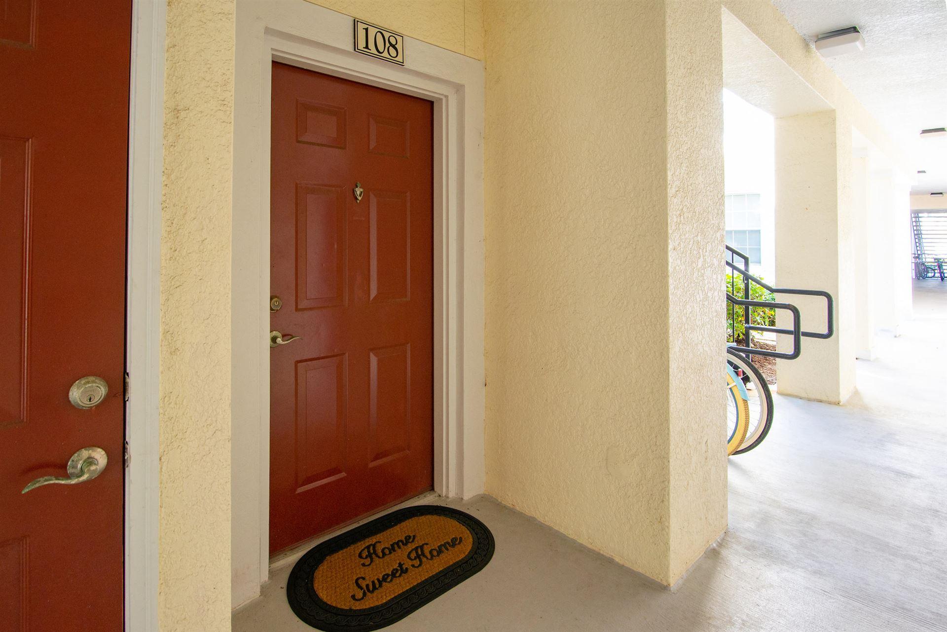 Photo of 224 Murcia Drive #108, Jupiter, FL 33458 (MLS # RX-10689517)