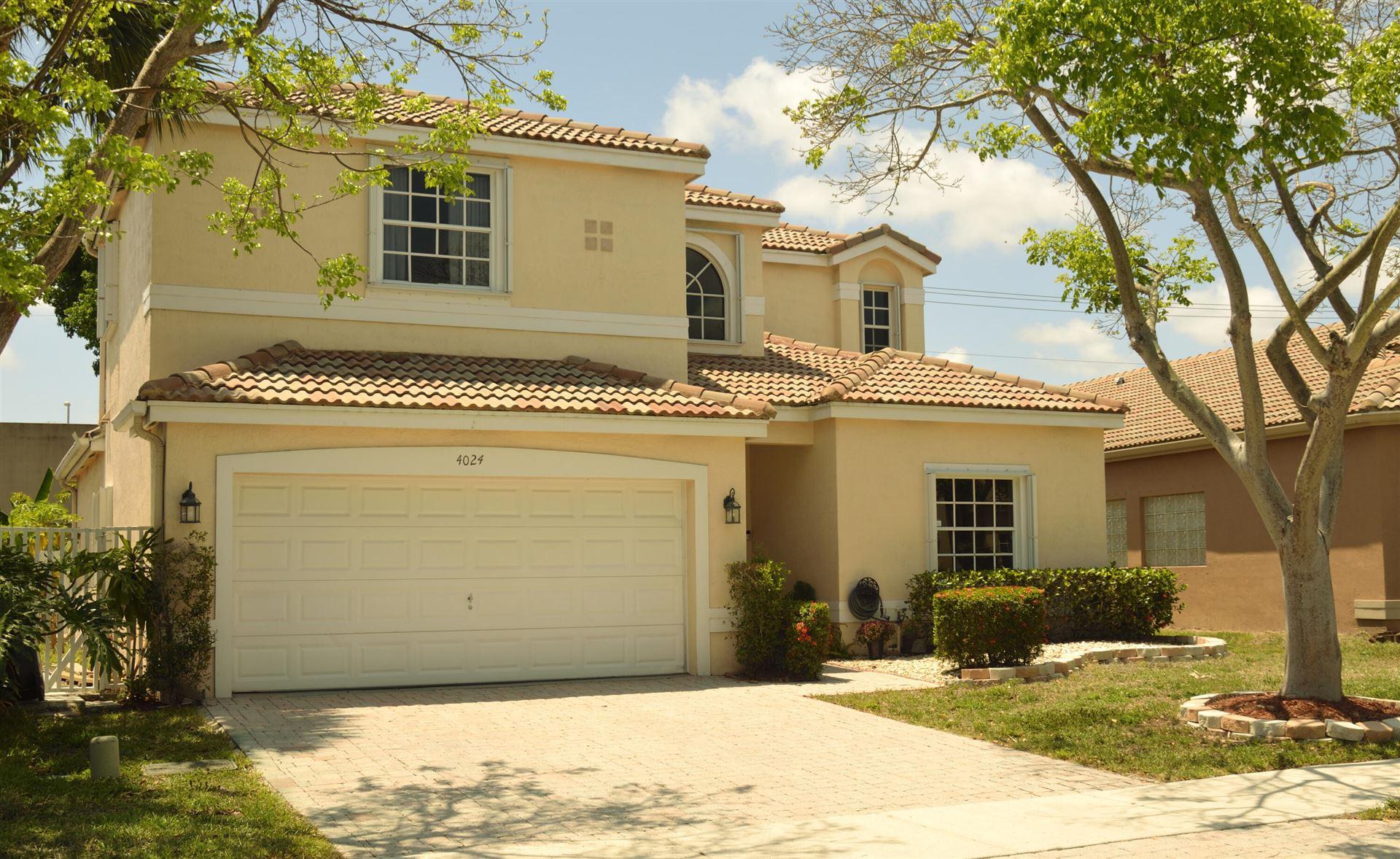 4024 NW 62nd Court, Coconut Creek, FL 33073 - MLS#: RX-10713517