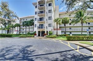 Photo of 2105 Lavers Circle Circle #402, Delray Beach, FL 33444 (MLS # RX-10577518)