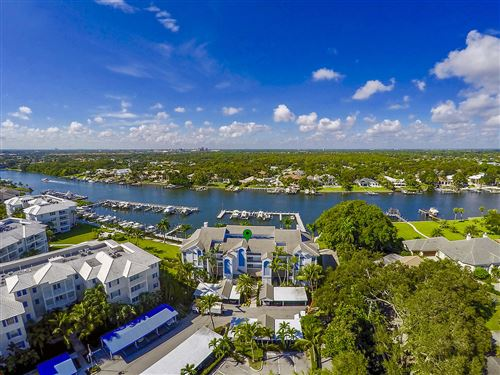 Photo of 524 Bay Colony With 40' Slip Drive N, Juno Beach, FL 33408 (MLS # RX-10623518)