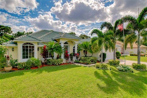Photo of 208 SE Ray Avenue, Port Saint Lucie, FL 34983 (MLS # RX-10752518)