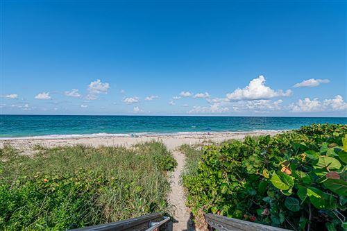 Photo of 630 Ocean Drive #212, Juno Beach, FL 33408 (MLS # RX-10753518)