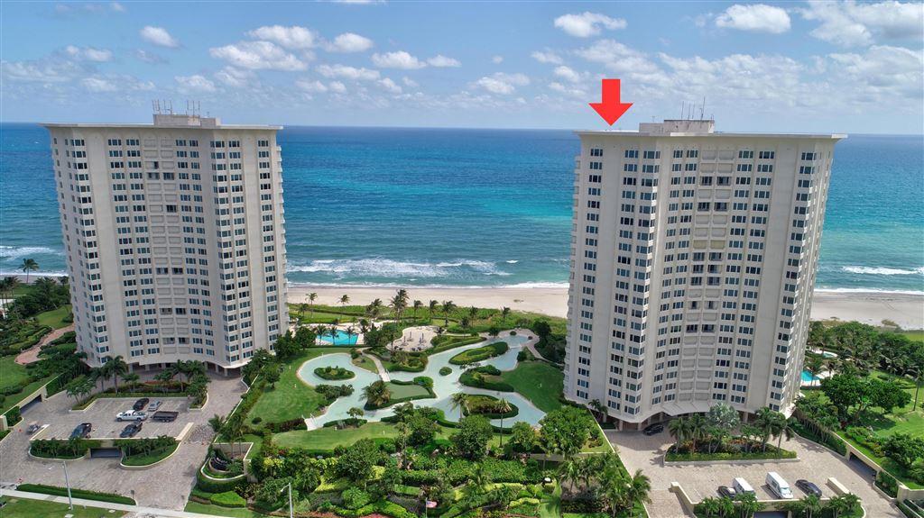 550 S Ocean Boulevard #2201, Boca Raton, FL 33432 - #: RX-10565518