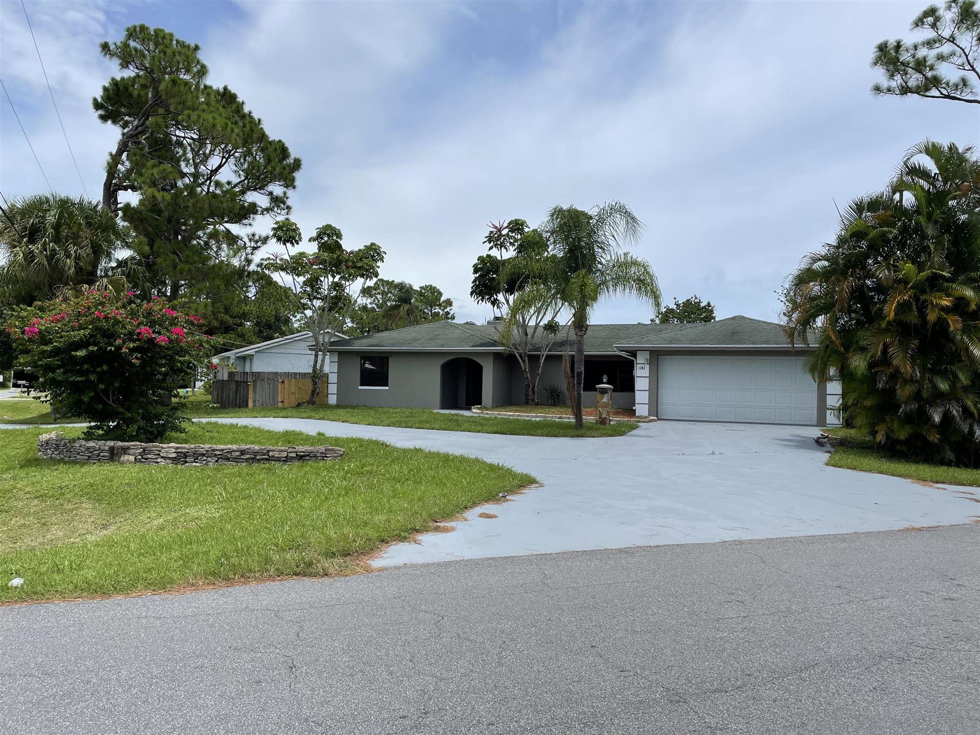1202 Bartow Street, Fort Pierce, FL 34982 - MLS#: RX-10731518