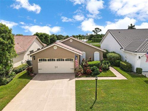 Photo of 8461 Bonita Isle Drive, Lake Worth, FL 33467 (MLS # RX-10635519)