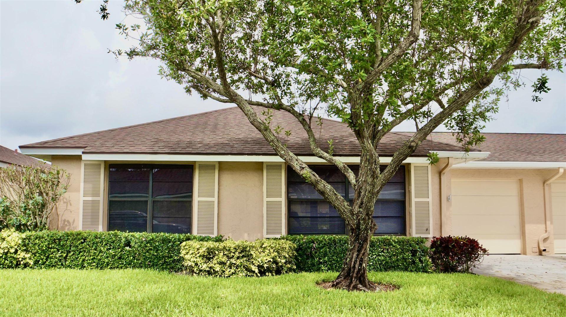 4185 Mango Tree Court #A, Boynton Beach, FL 33436 - #: RX-10628519
