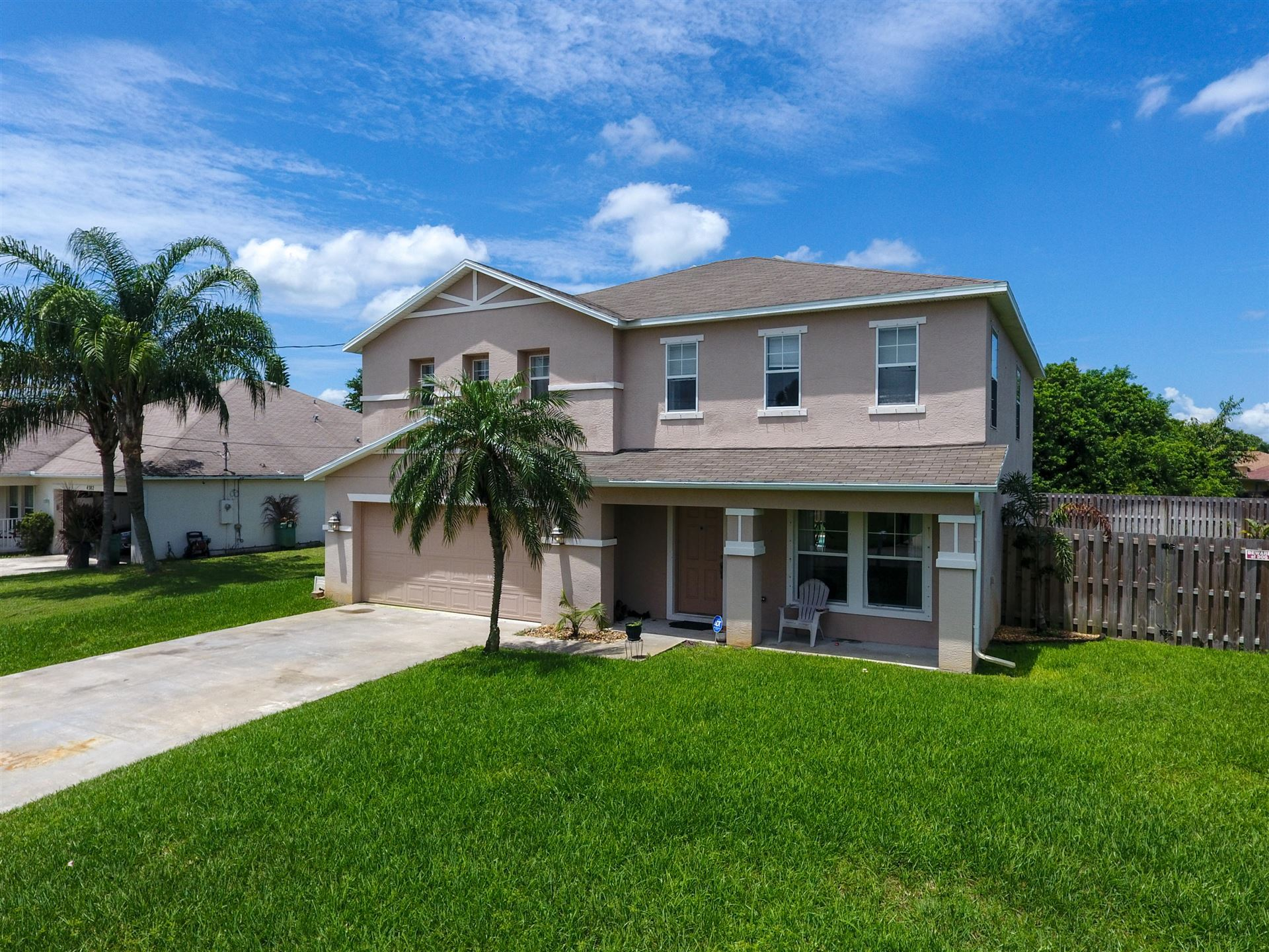4374 SW Appleseed Road, Port Saint Lucie, FL 34953 - #: RX-10630519