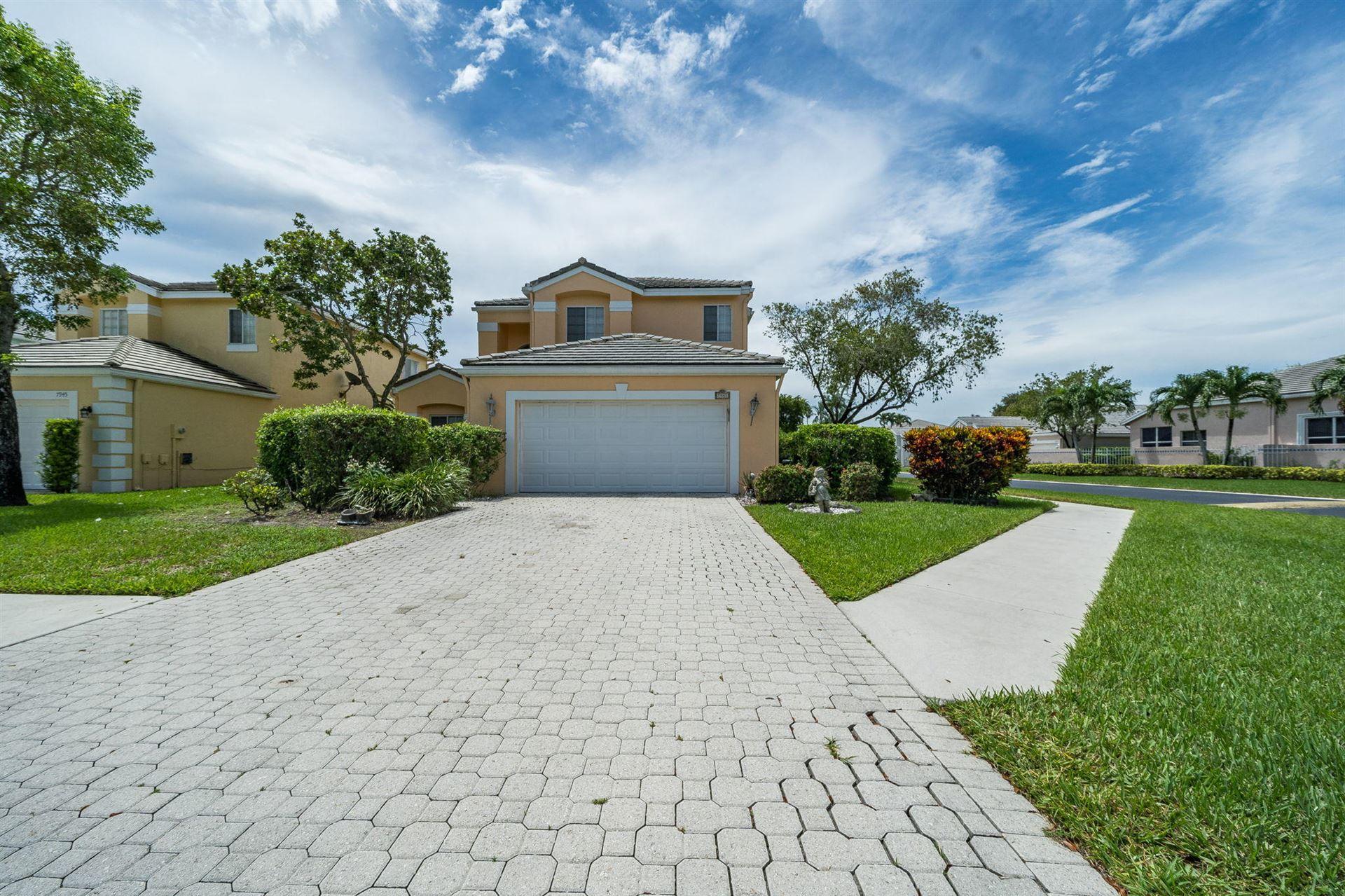 7941 Travlers Tree Drive, Boca Raton, FL 33433 - #: RX-10646519