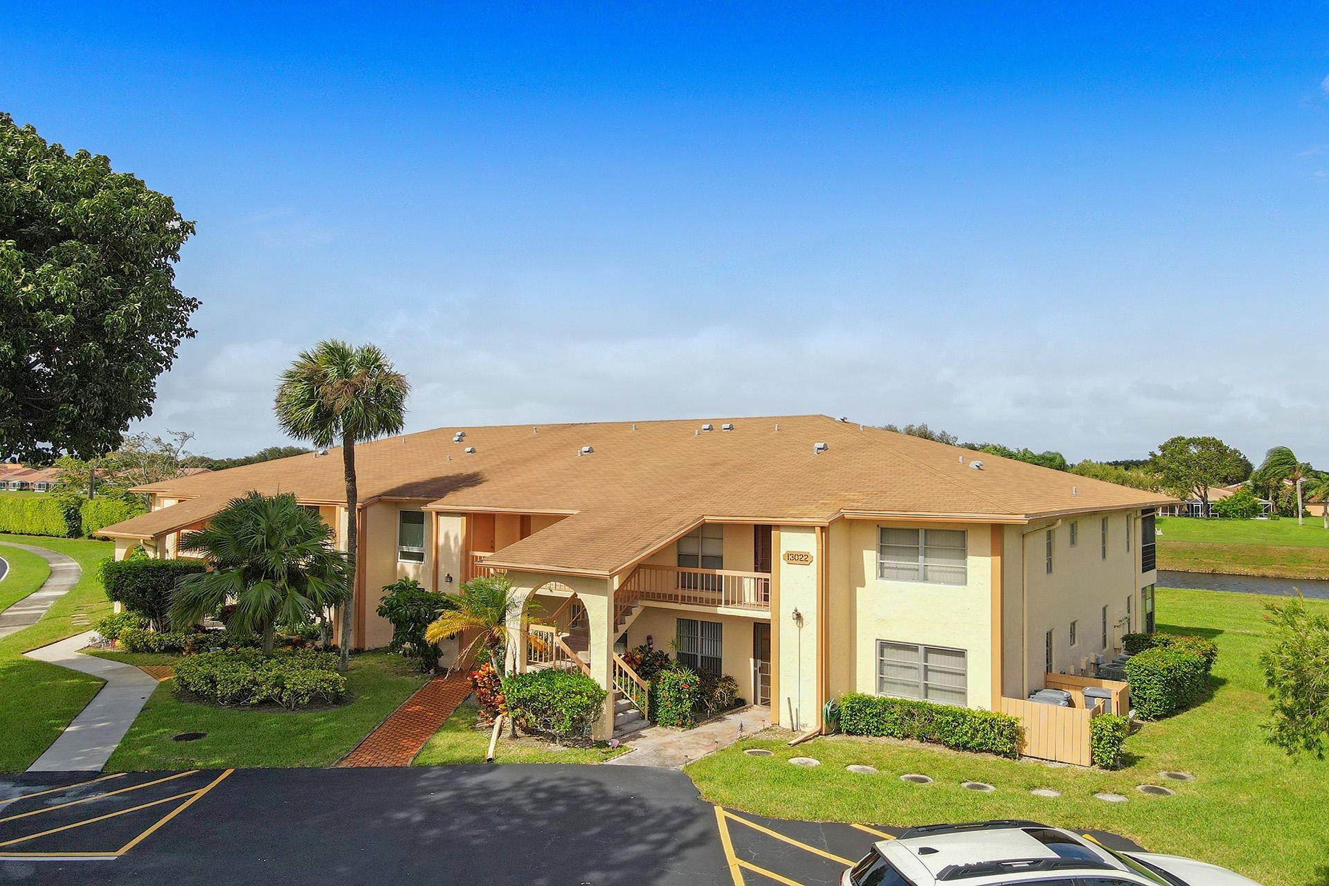 13022 Lady Palm Court #C, Delray Beach, FL 33484 - #: RX-10671519