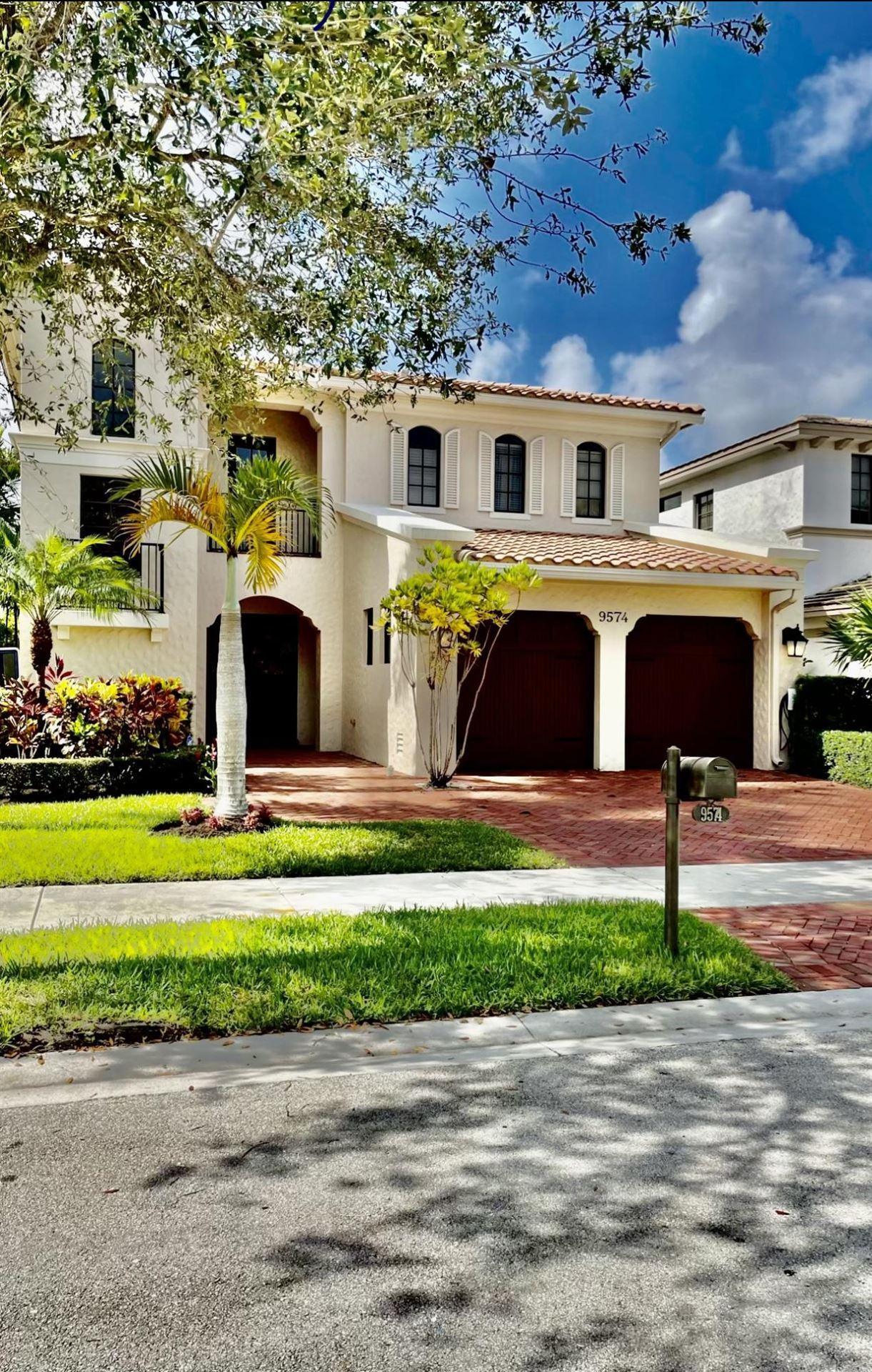 Photo for 9574 Exbury Court, Parkland, FL 33076 (MLS # RX-10739519)