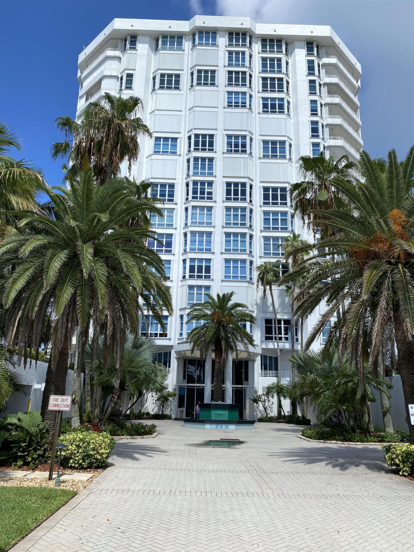 Photo of 1440 S S. Ocean Boulevard #15-C, Lauderdale By The Sea, FL 33062 (MLS # RX-10741519)