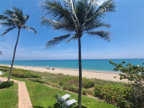 Photo of 3851 N Ocean Boulevard #210, Gulf Stream, FL 33483 (MLS # RX-10712520)