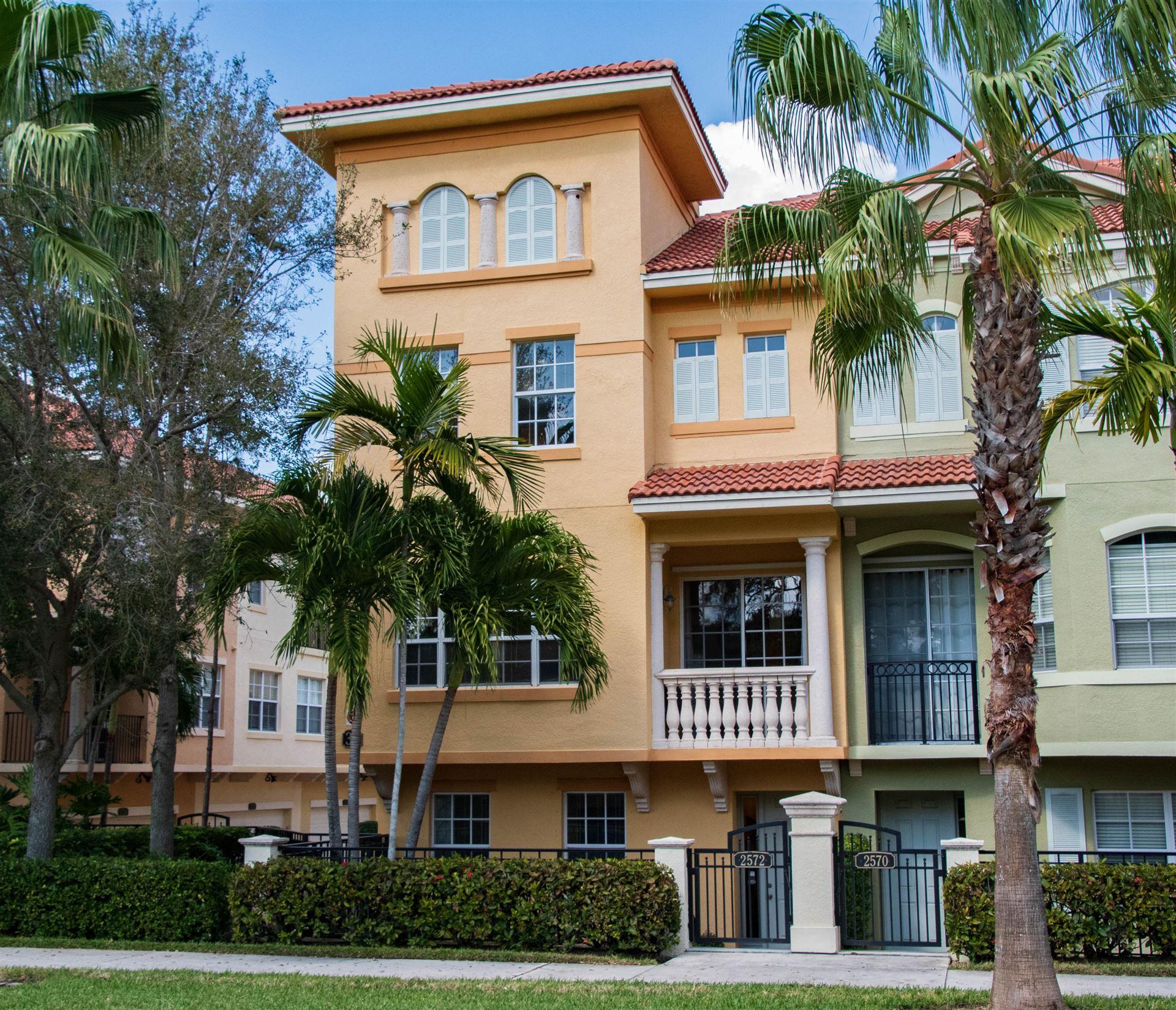 2572 Gardens Parkway, Palm Beach Gardens, FL 33410 - #: RX-10643520