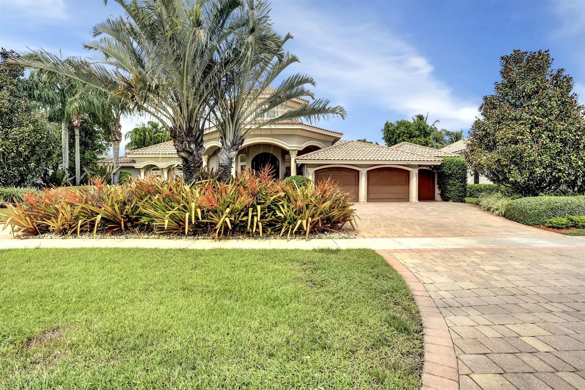 4517 White Cedar Lane, Delray Beach, FL 33445 - #: RX-10664520
