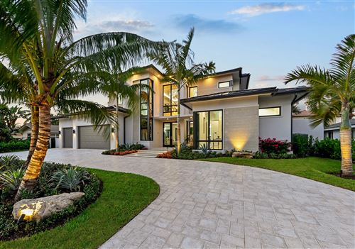 Photo of 933 Allamanda Drive, Delray Beach, FL 33483 (MLS # RX-10542521)