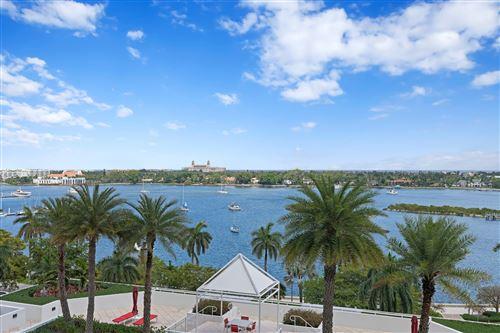 Photo of 525 S Flagler Drive #8d, West Palm Beach, FL 33401 (MLS # RX-10711521)