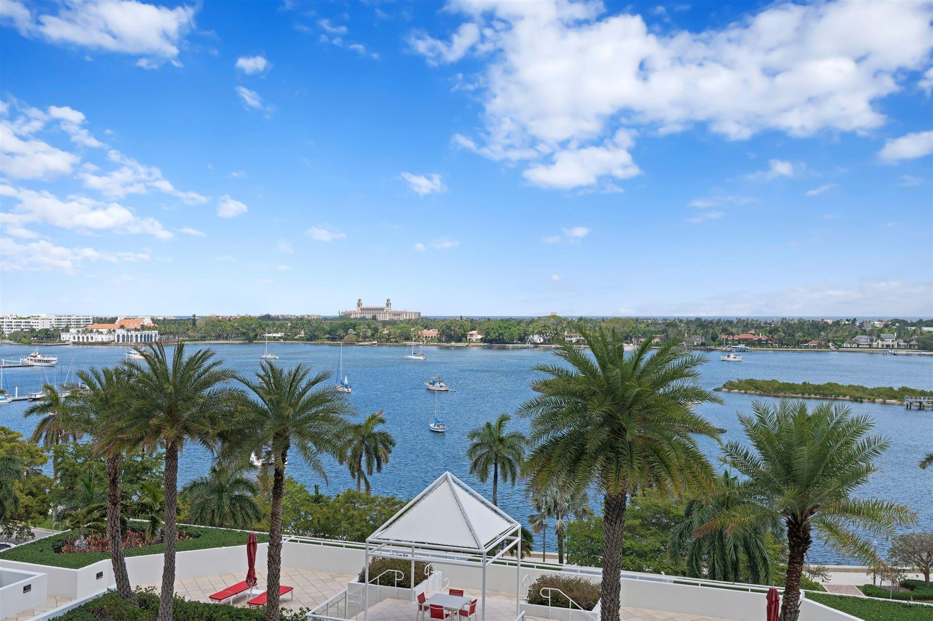 525 S Flagler Drive #8d, West Palm Beach, FL 33401 - MLS#: RX-10711521